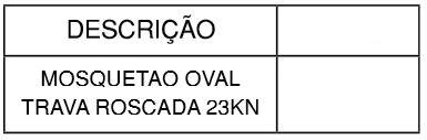 MOSQUETAO-TABELA