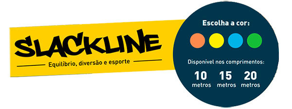 slackline-preço