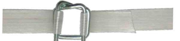 cinta de amarração