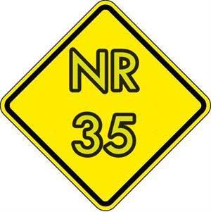 norma trabalho em altura NR 35