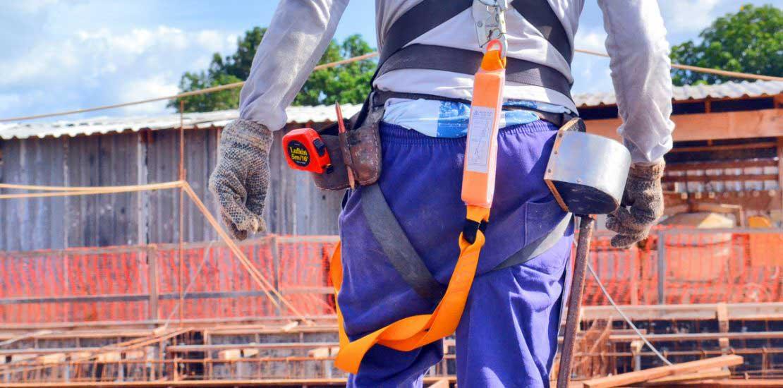 equipamentos para trabalhos em altura