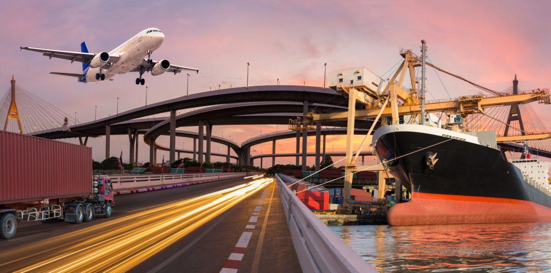 Modais de transporte ligas e correntes