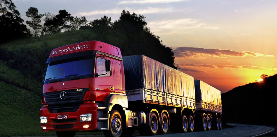 Transporte de cargas secas carga seca